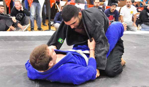 Conheça todas as regras do Jiu-Jitsu.